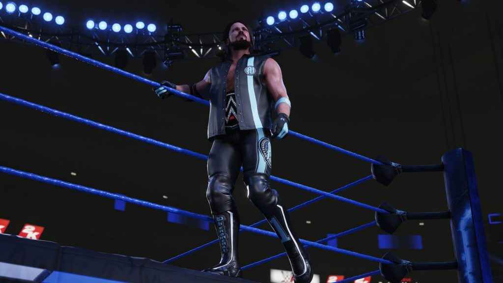 WWE 2K19 Review 01
