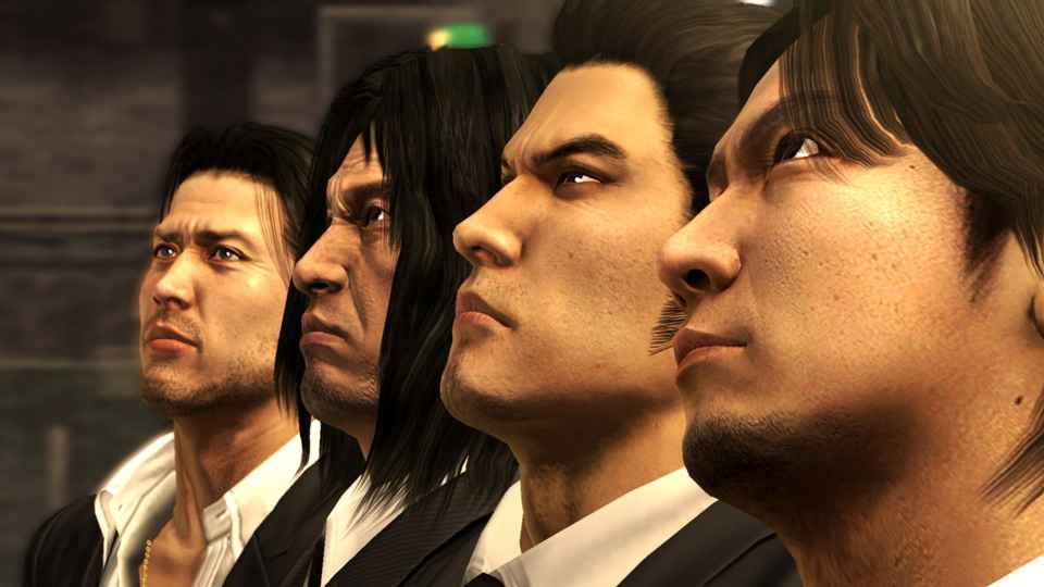 Yakuza 4 Remaster Screenshots 01