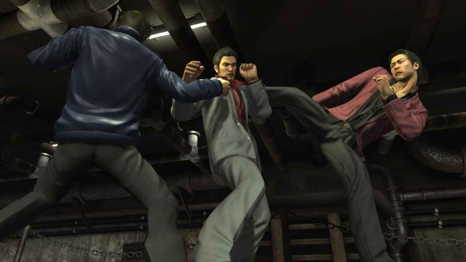Yakuza 4 Remaster Screenshots 02