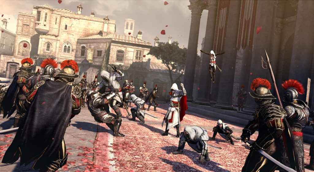 Assassin's Creed Games 04