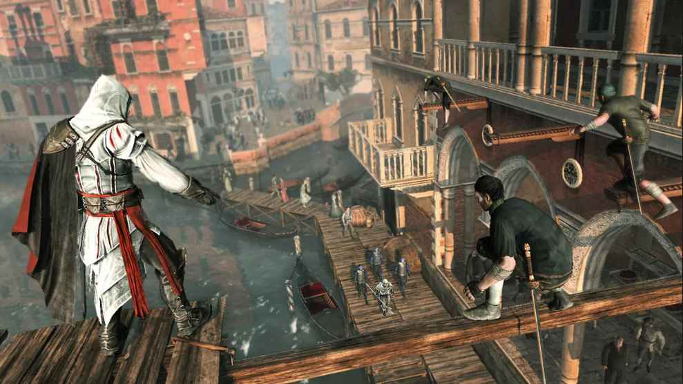Assassin's Creed Games 05
