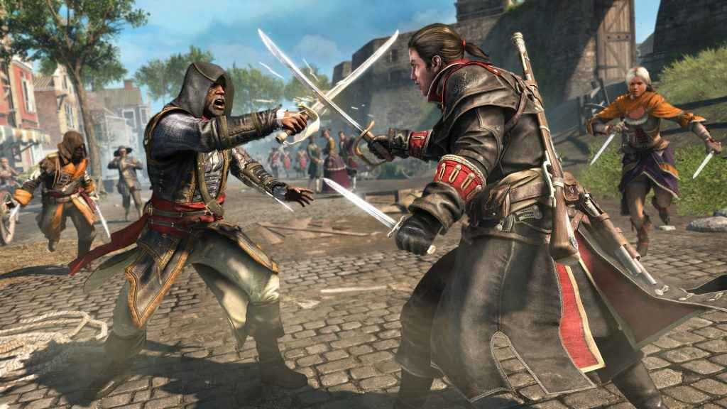 Assassin's Creed Games 07