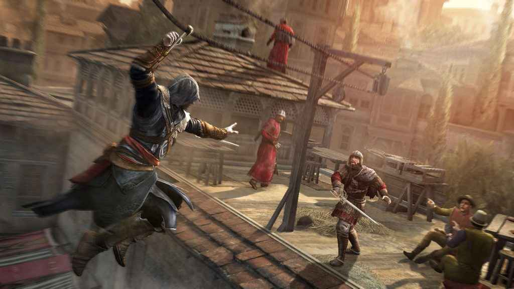 Assassin's Creed Games 10