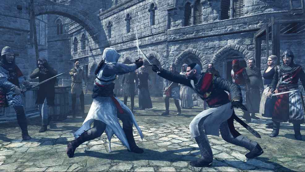 Assassin's Creed Games 12