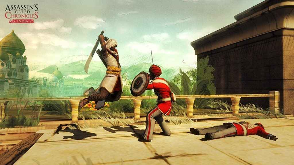 Assassin's Creed Games 13
