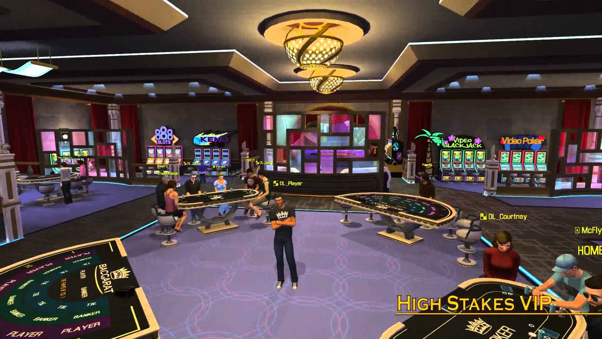 Top 4 Casino Games on PS4 - PlayStation Universe