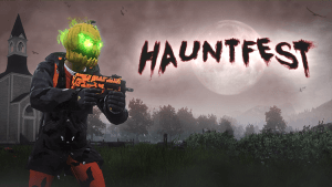 h1z1 ps4 update hauntfest