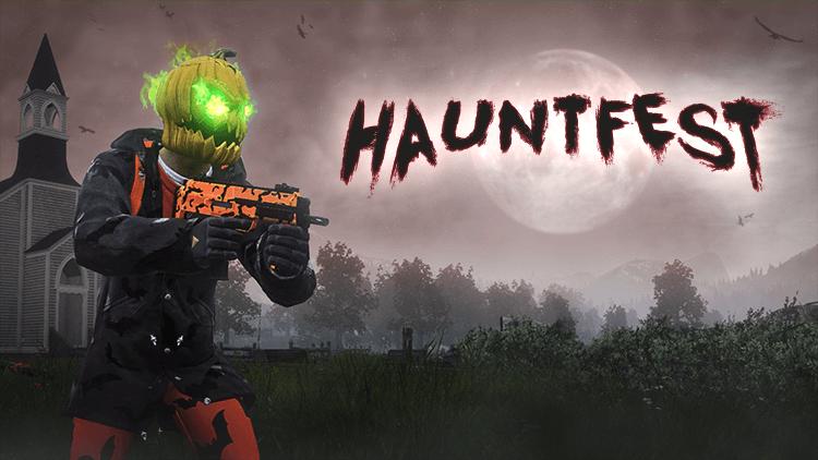 h1z1 ps4 update hauntfest