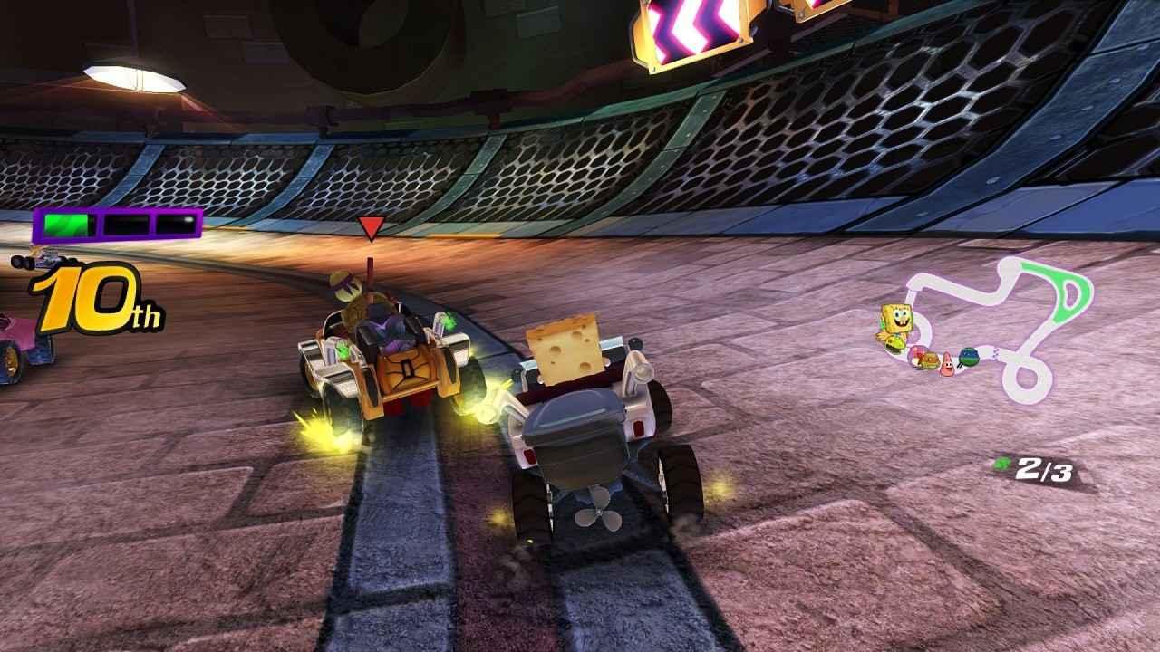 Nickelodeon Kart Racers Review -3