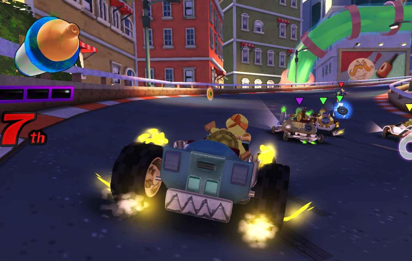 Nickelodeon Kart Racers Review -4