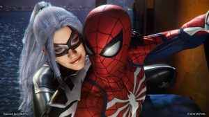 Spider-Man ps4 dlc not working