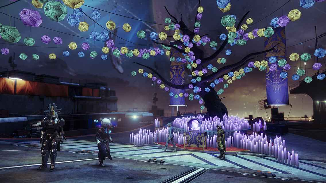 The Tower in Destiny 2 will be redecorated.