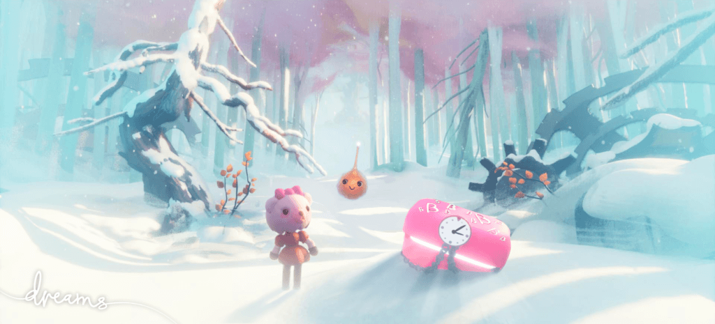 Dreams beta will release in 2018