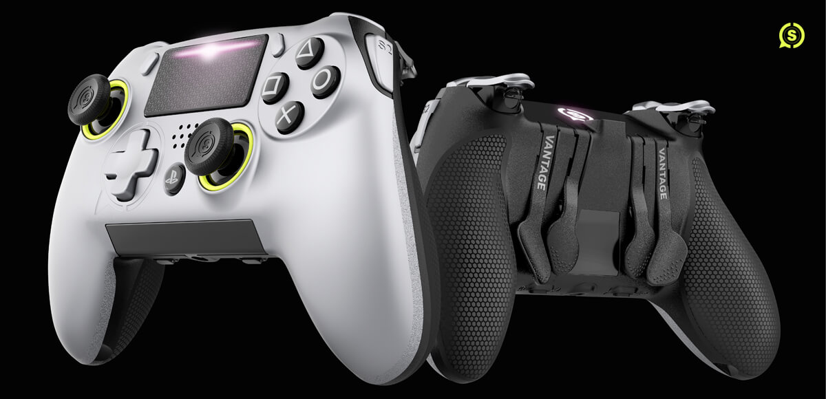 SCUF Vantage Controller - Pro And Cons And An Incoming Fix For Issues -  PlayStation Universe