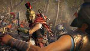Assassin's Creed Odyssey's New Lost Tales of Greece is Live