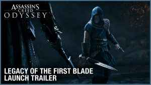Assassin's Creed Odyssey Legacy of the First Blade Part 1