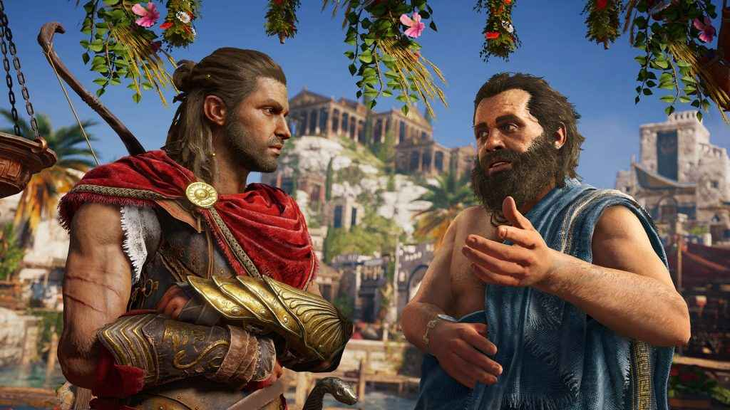 Assassin's Creed Odyssey Patch 1.06