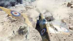 Battlefield 5 Letters - Under No Flag