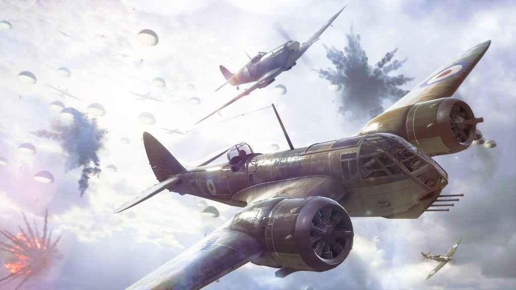 Battlefield V Multiplayer Launch Maps