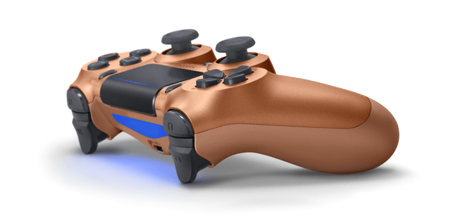 Copper DualShock 4