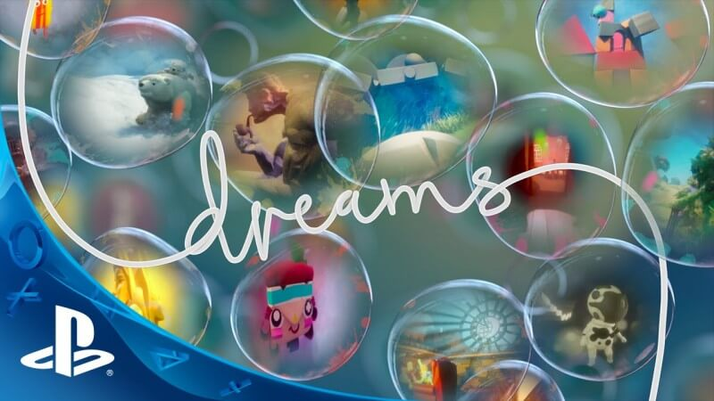 Dreams Beta releasing in 2018
