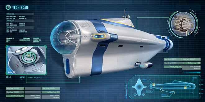 Subnautica Cyclops How To Build Get Blueprints Upgrades