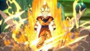 Dragon Ball FighterZ Festive Content