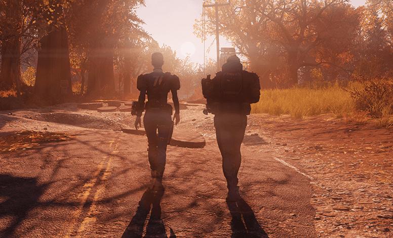 Fallout 76 servers down