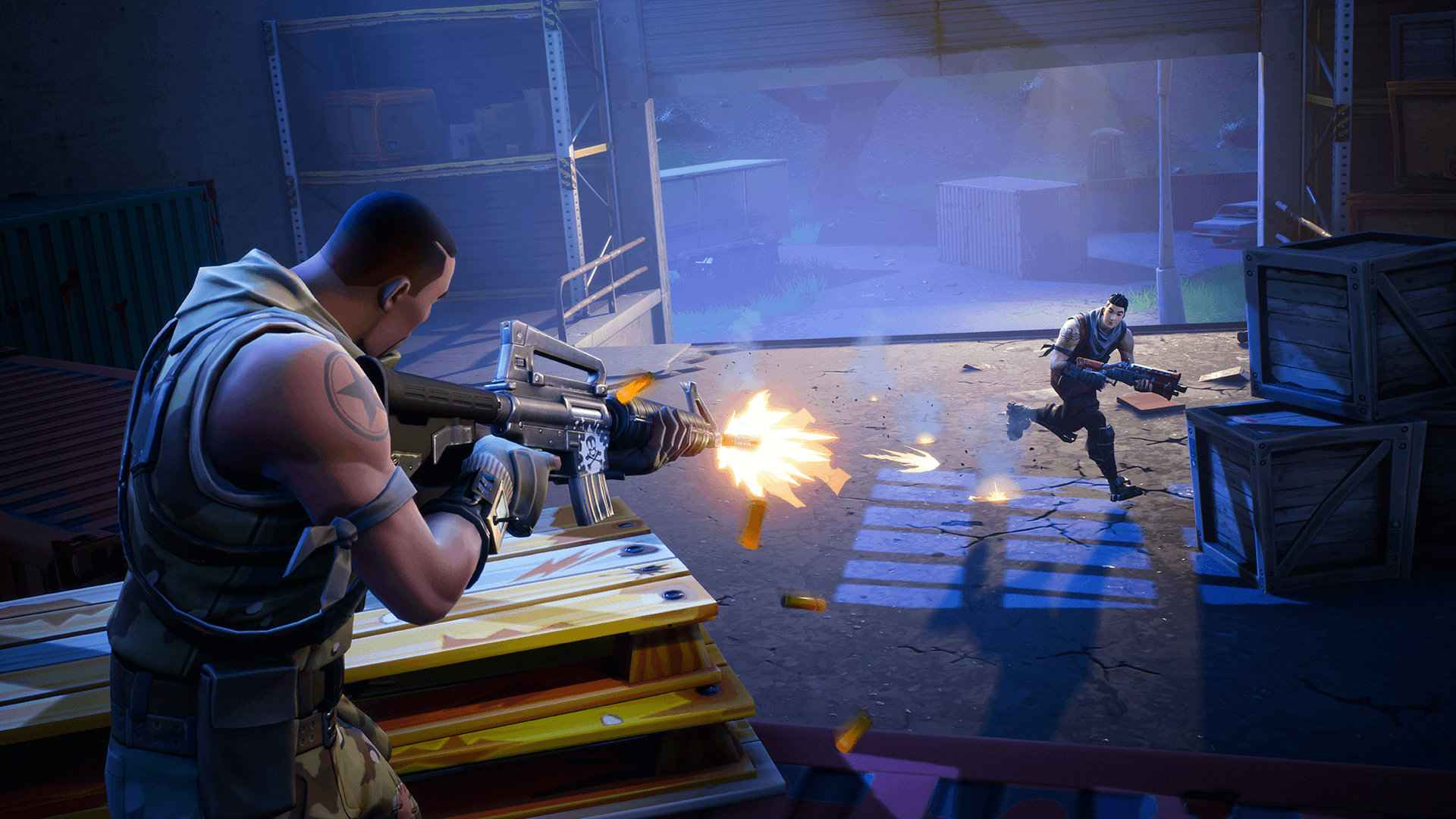 Fortnite Season 7 Teaser Reveals An Icy Theme, Hints At ...