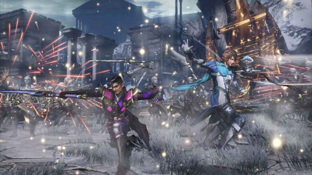 Warriors Orochi Screenshot 01