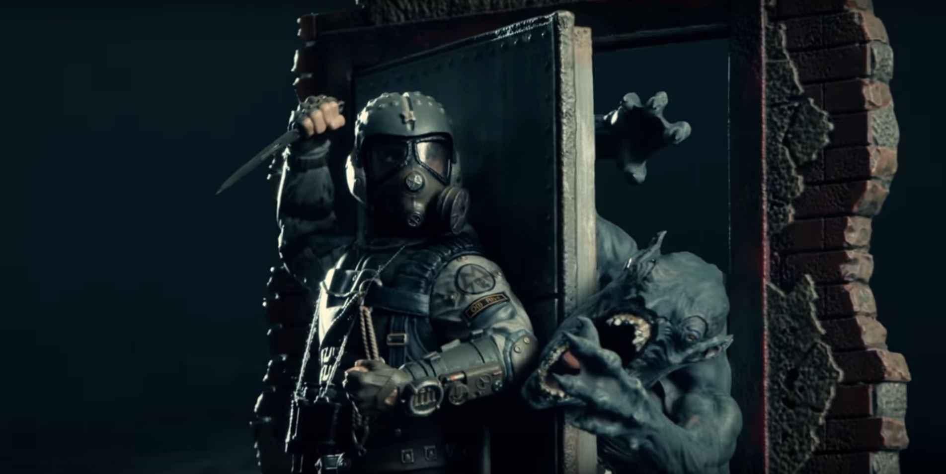 Metro Exodus Spartan Collector S Edition Announced Playstation Universe