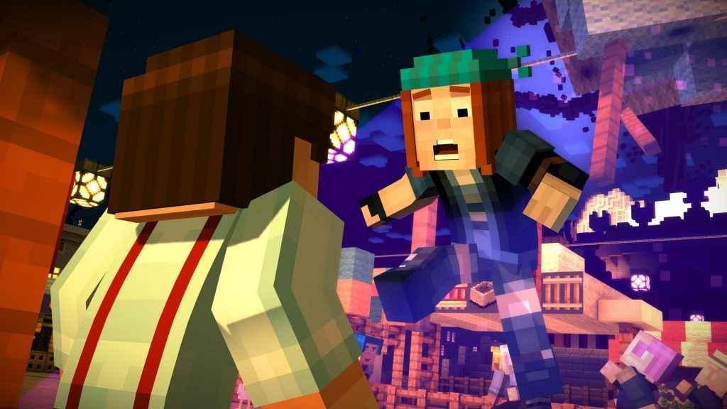 Minecraft Story Mode Netflix 02