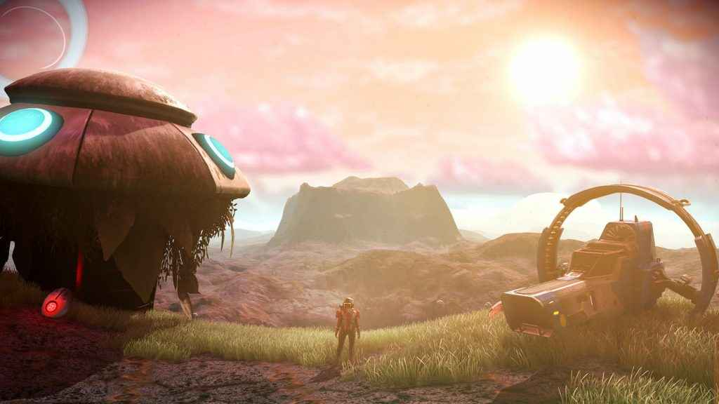No Man's Sky Visions Update Adds More Colorful Worlds, New Lifeforms