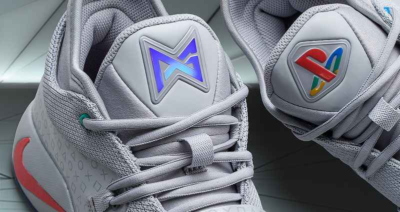 e308d5ea7ee Paul George Unveils a Second Pair of Official PlayStation Shoes