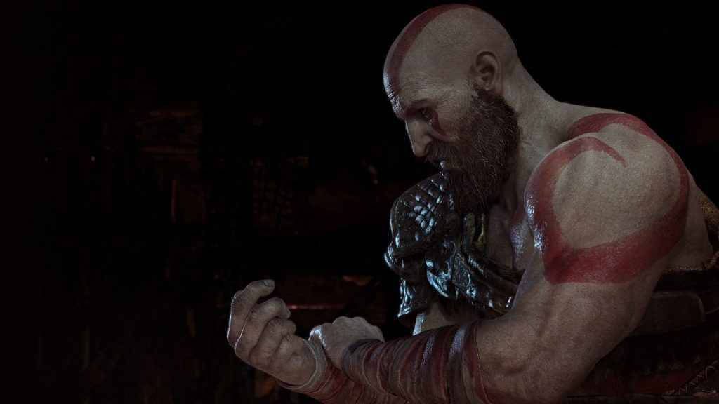 PlayStation Christmas Weekend Promotion - God of War