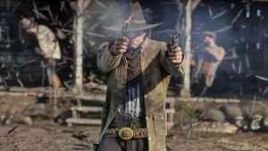 Red Dead Redemption 2 Battle Royale