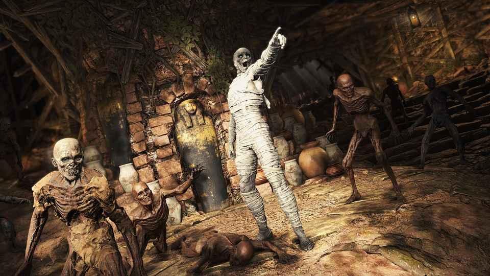 Strange Brigade The Thrice Damned DLC 01