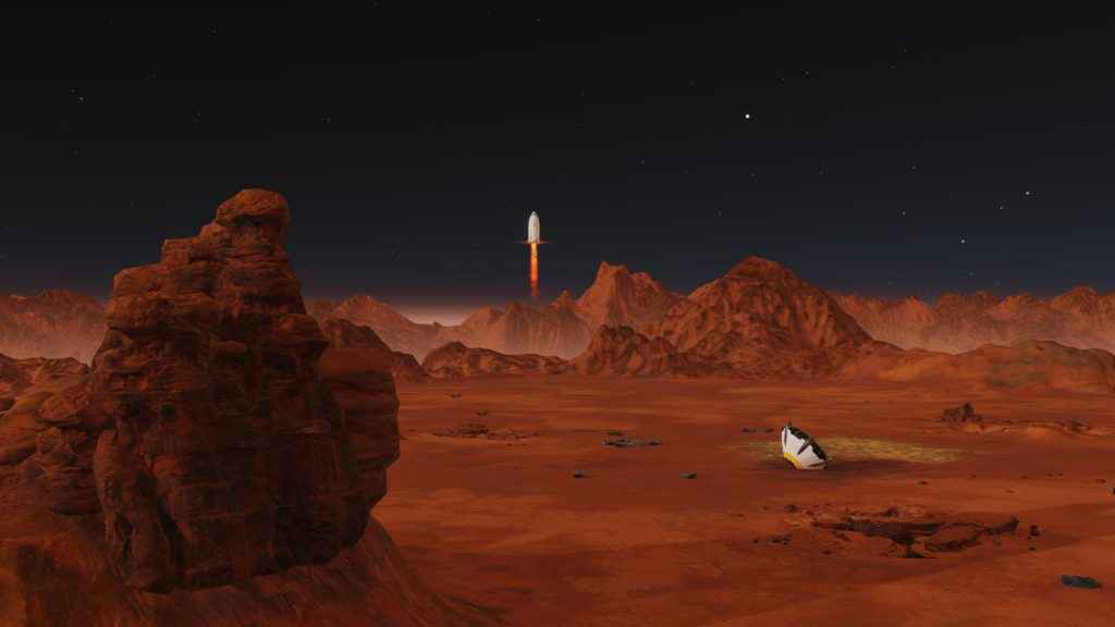 Surviving Mars Space Race DLC Release Date