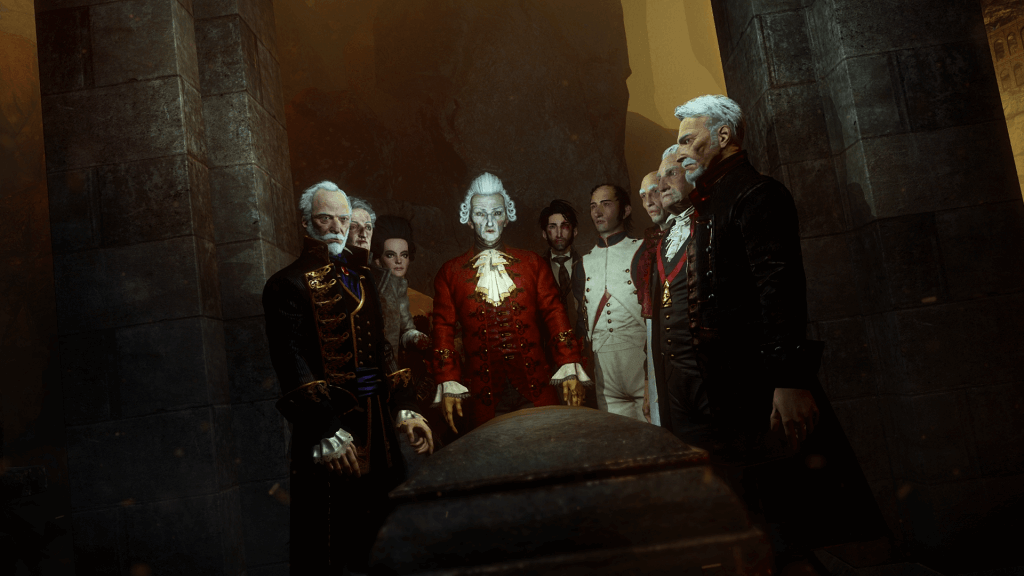 The Council Episode 5 Release Date 01