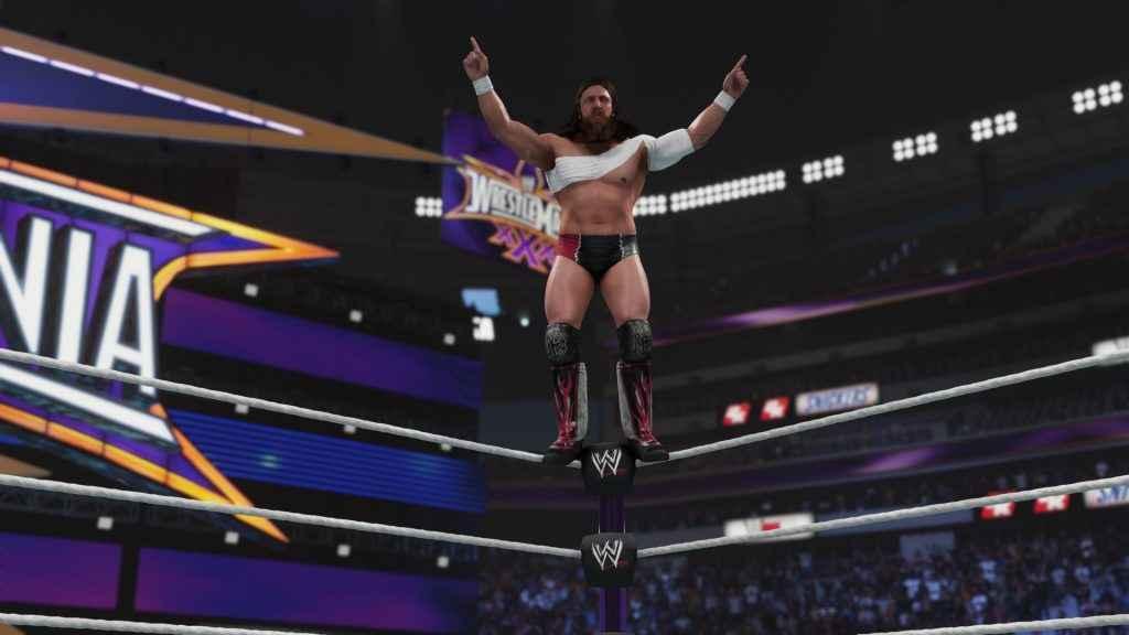 WWE 2K19 Patch 1.02