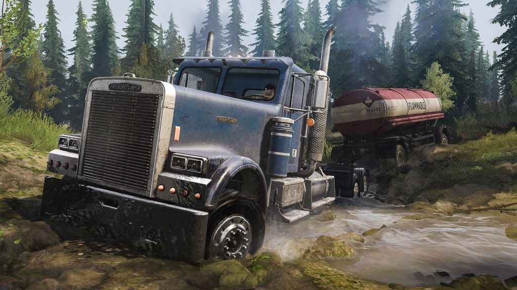 Spintires Mudrunner American Wilds Review 01