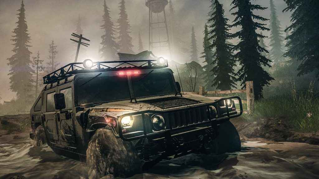 Spintires Mudrunner American Wilds Review 02