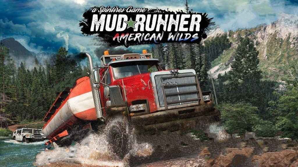 Spintires Mudrunner American Wilds Review