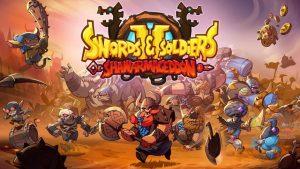 Swords and Soldiers II Shawarmageddon