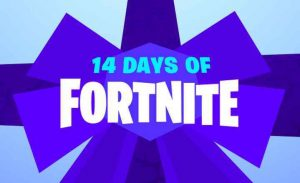 14 Days of Fortnite Event Announced