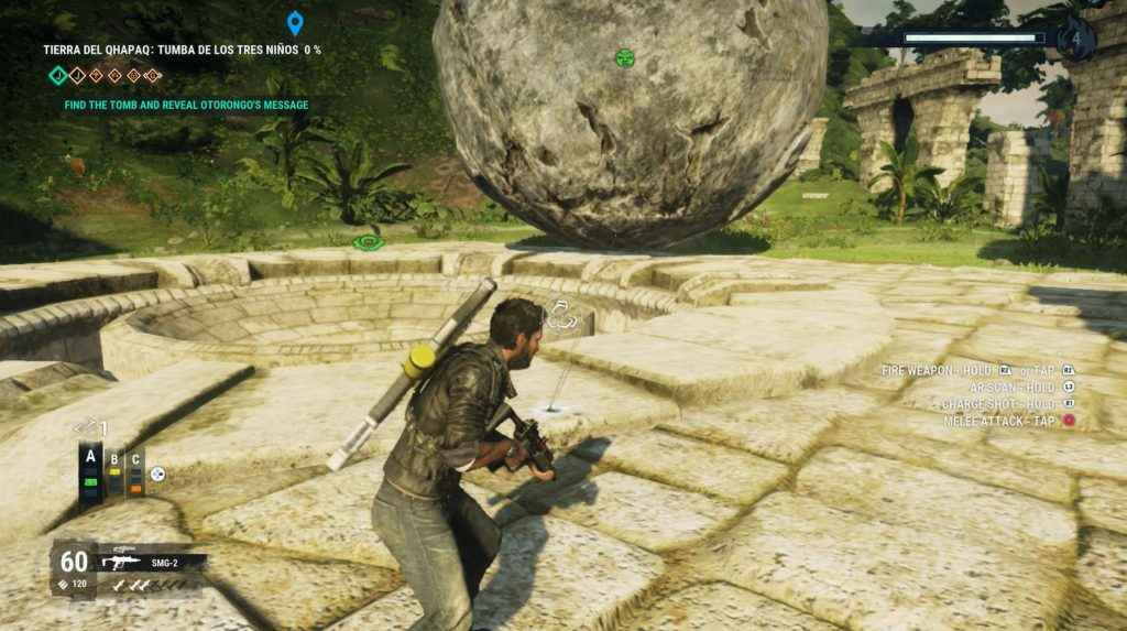 Just Cause 4 Tomb Locations