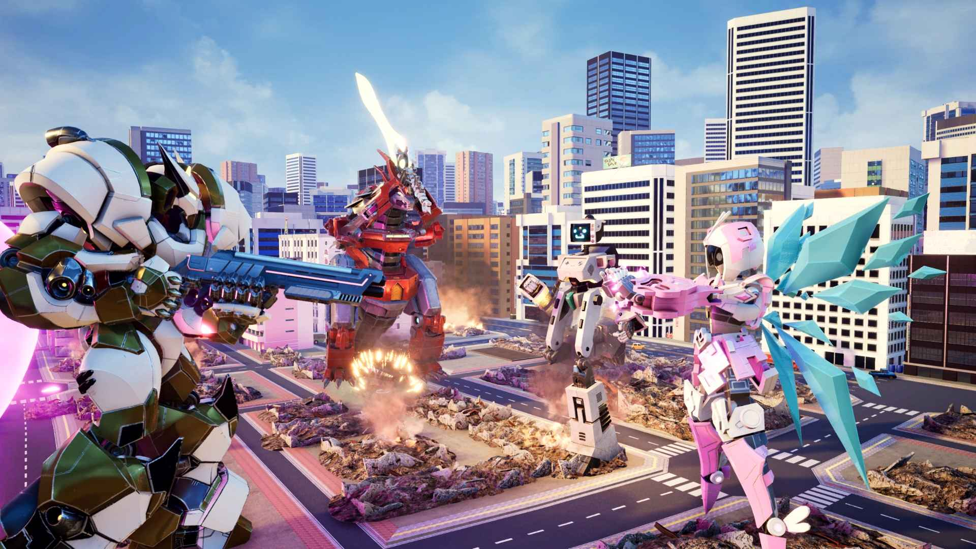 Override: Mech City Brawl review 02