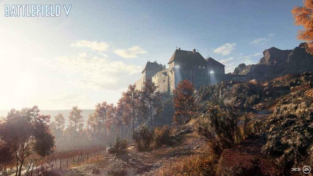 Battlefield 5 Letter Locations - Tirailleur