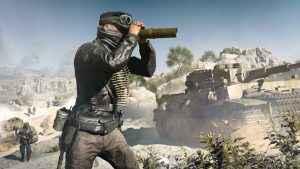 Battlefield V Overture