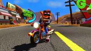 Crash Team Racing remaster